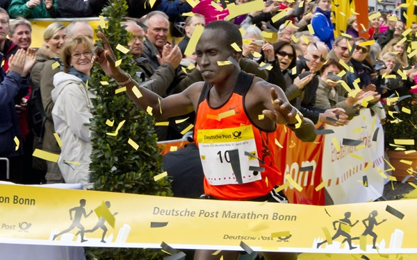 Deutsche Post Marathon Bonn