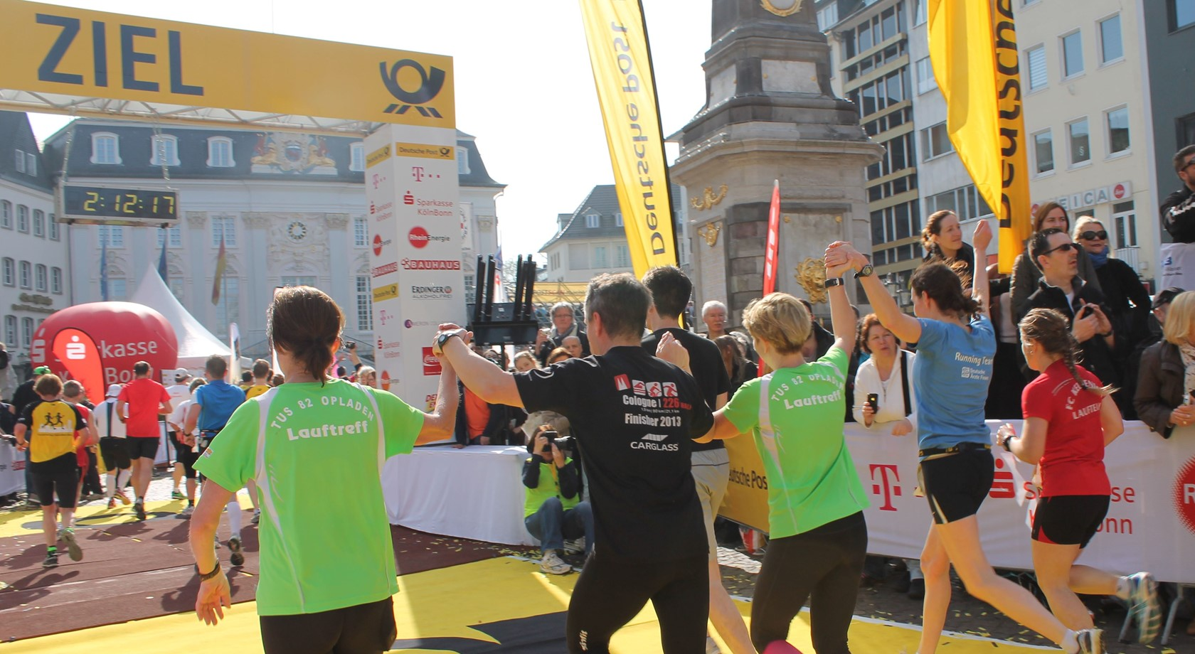Deutsche Post Marathon 2018